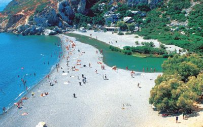 Best Beach in Crete