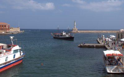Venetian Harbour of Chania