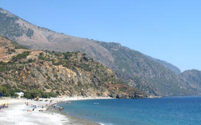Sougia, Crete