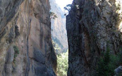 Samaria Gorge, Chania