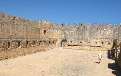 Frangokastelo, Crete