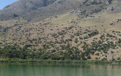 Kourna Lake, Crete